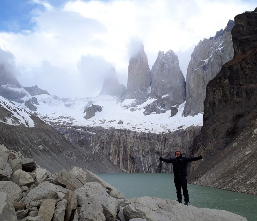 Torres del Paine W Circuit hike