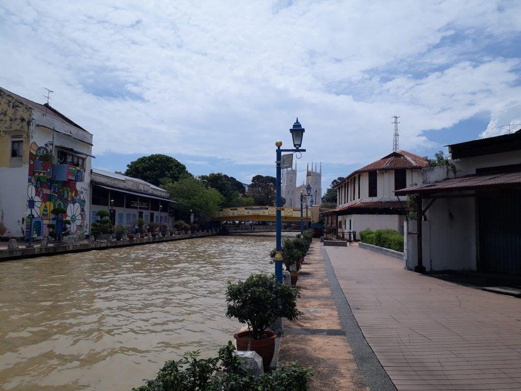 Solo travel Malacca