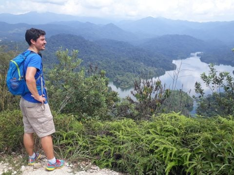 Bukit tabur viewpoint