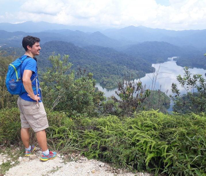 Bukit tabur viewpoint