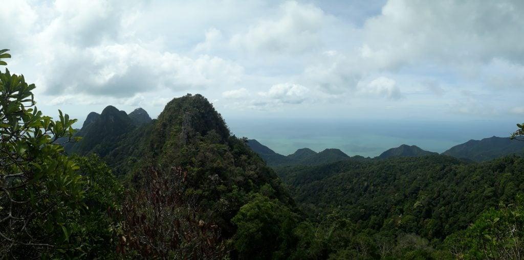 Hiking in Langkawi
