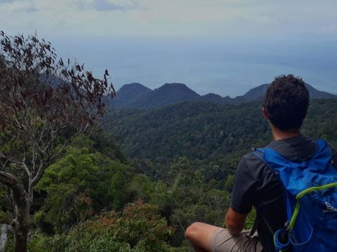 Hiking in Langkawi