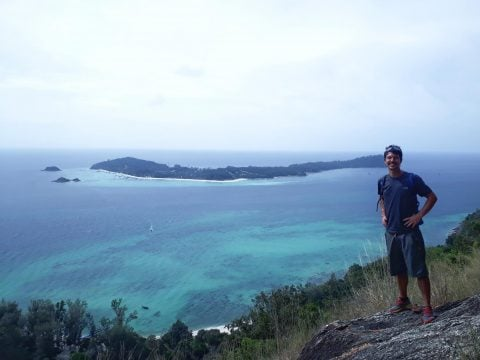 Backpacking in Koh Lipe Thailand