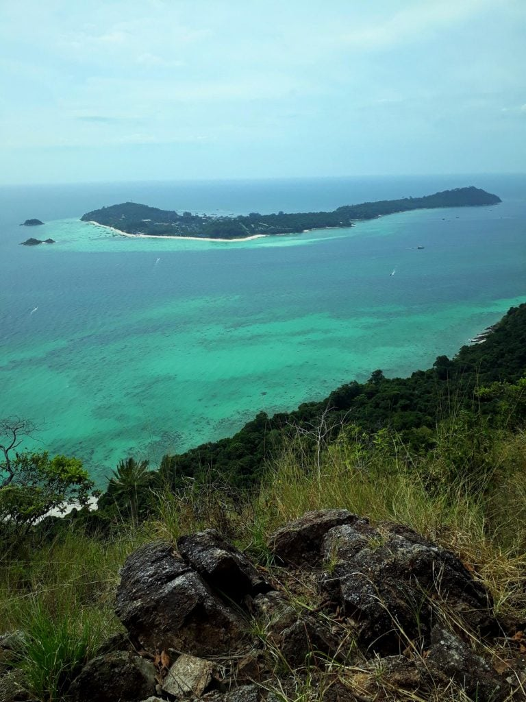 Backpacking in Koh Lipe Thailand