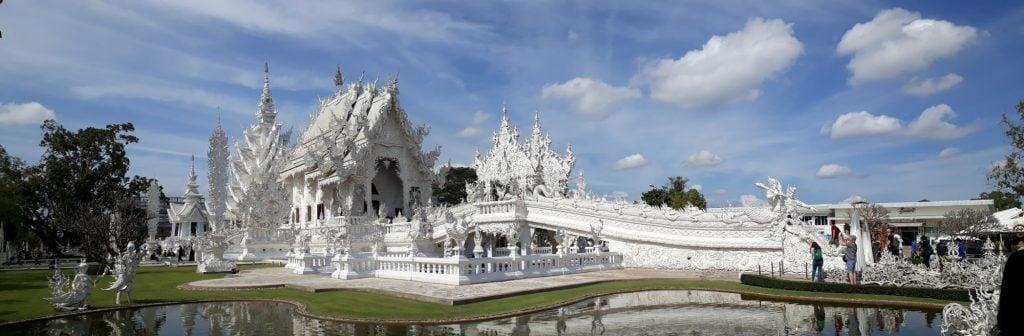 Solo backpacking Chiang Rai