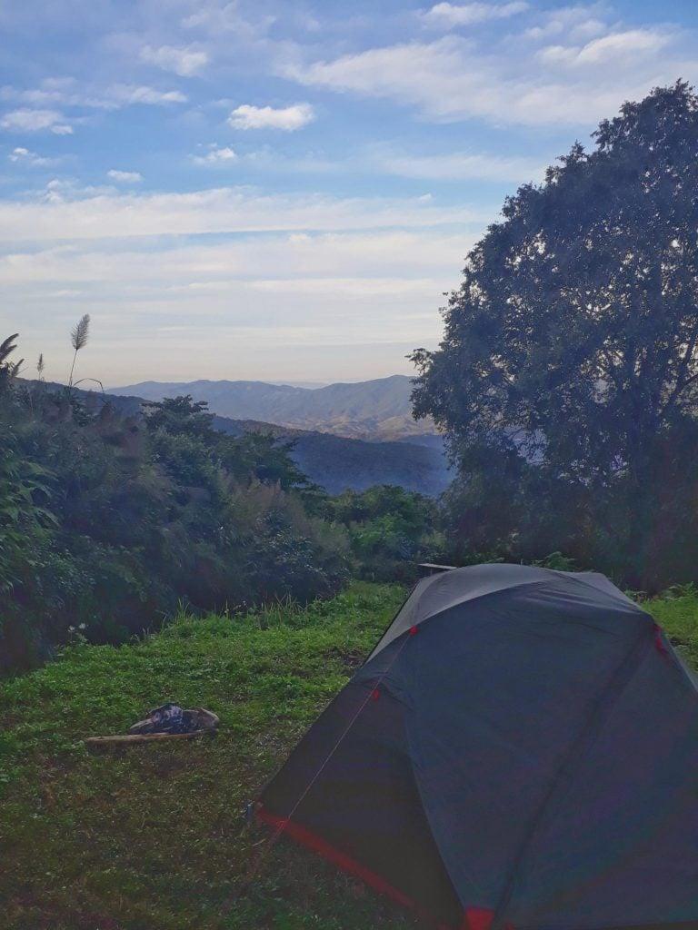 Solo Camping in Phu Chi Fa