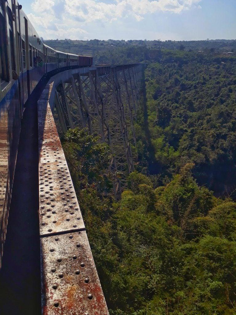 goteik viaduct myanmar