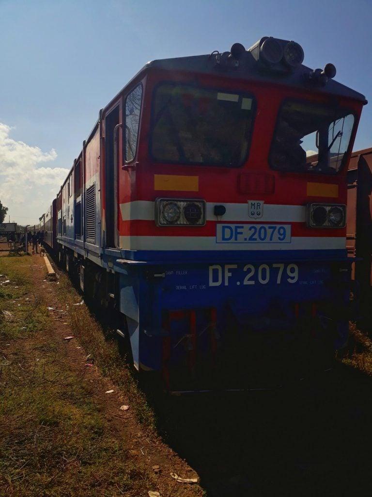 Train Mandalay to Hsipaw Myanmar