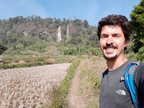 Backpacking in Myanmar