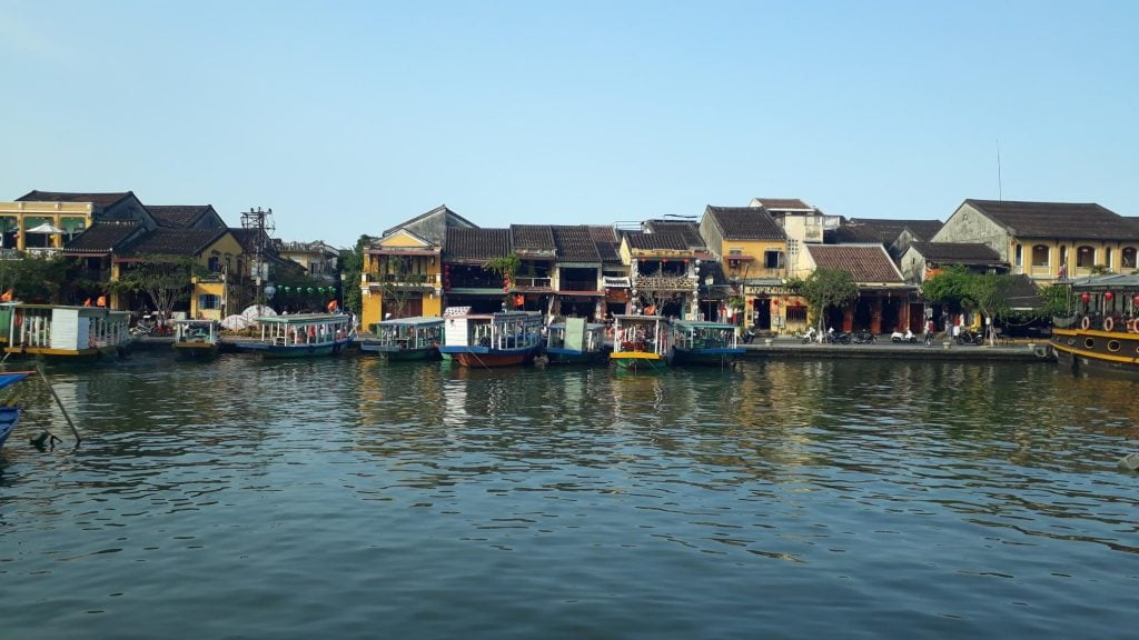Backpacking in Hoi An Vietnam
