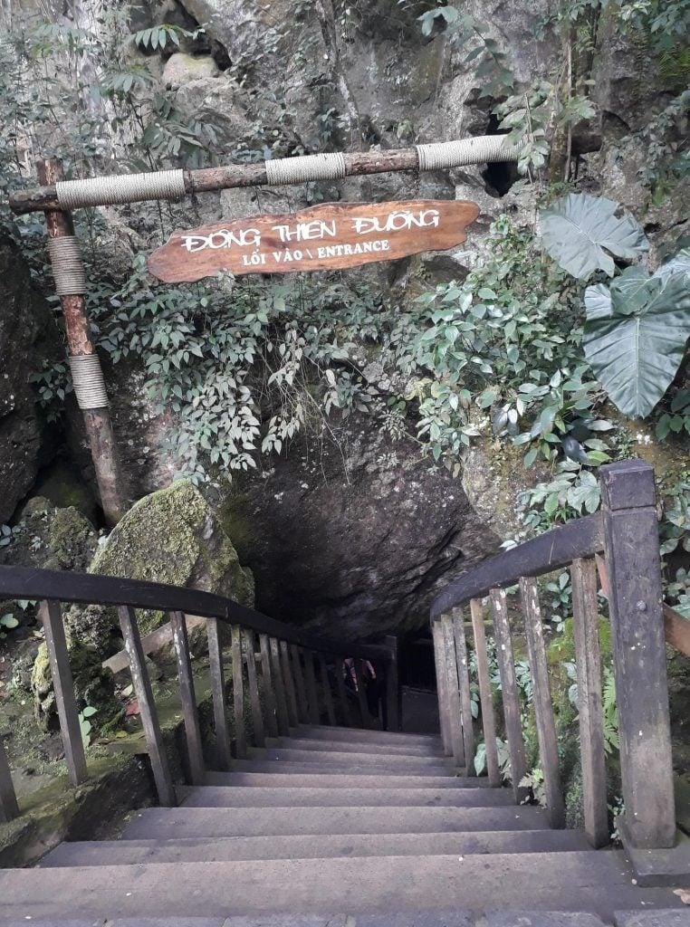 Paradise Cave Vietnam