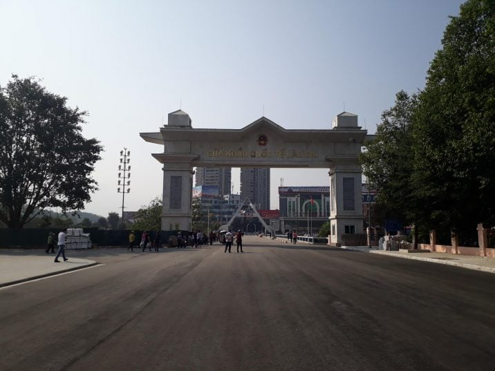 Friendship bridge China/Vietnam