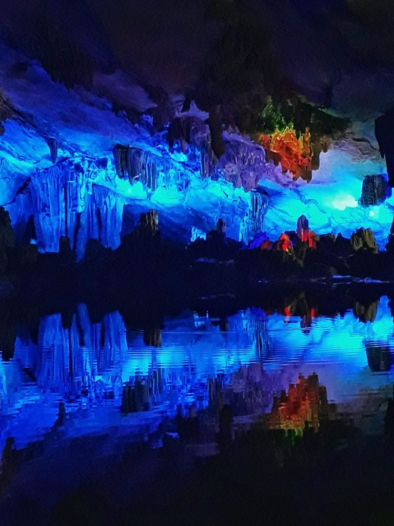 Guilin Reed Flute Cave