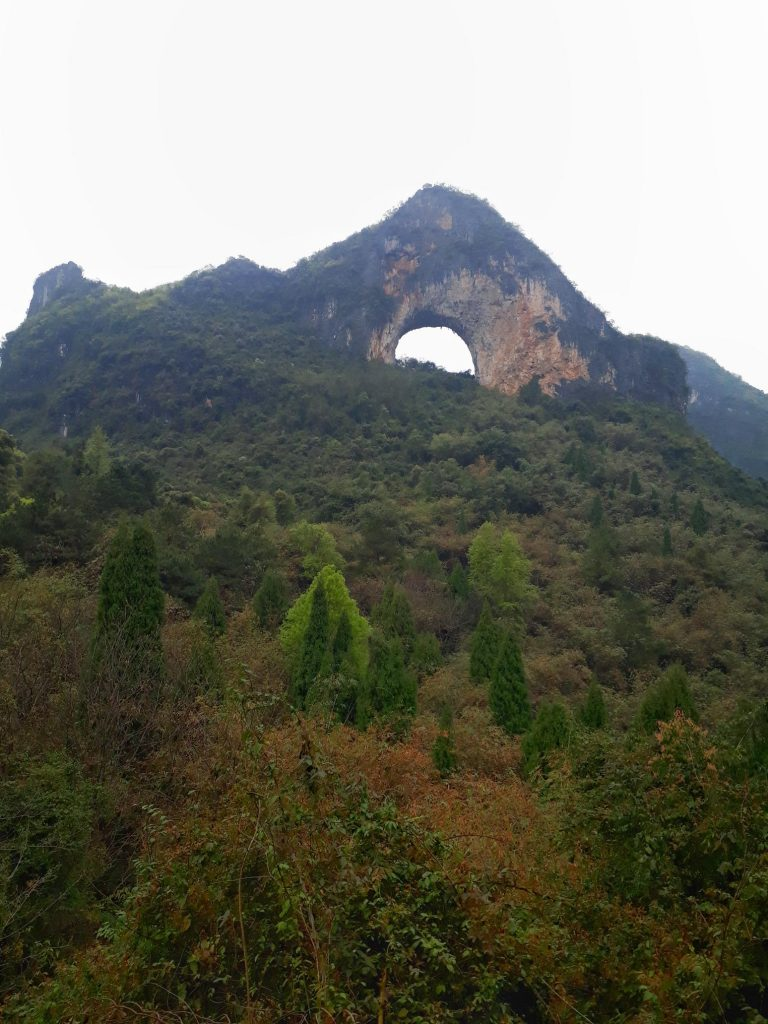 Moon Hill Yangshuo
