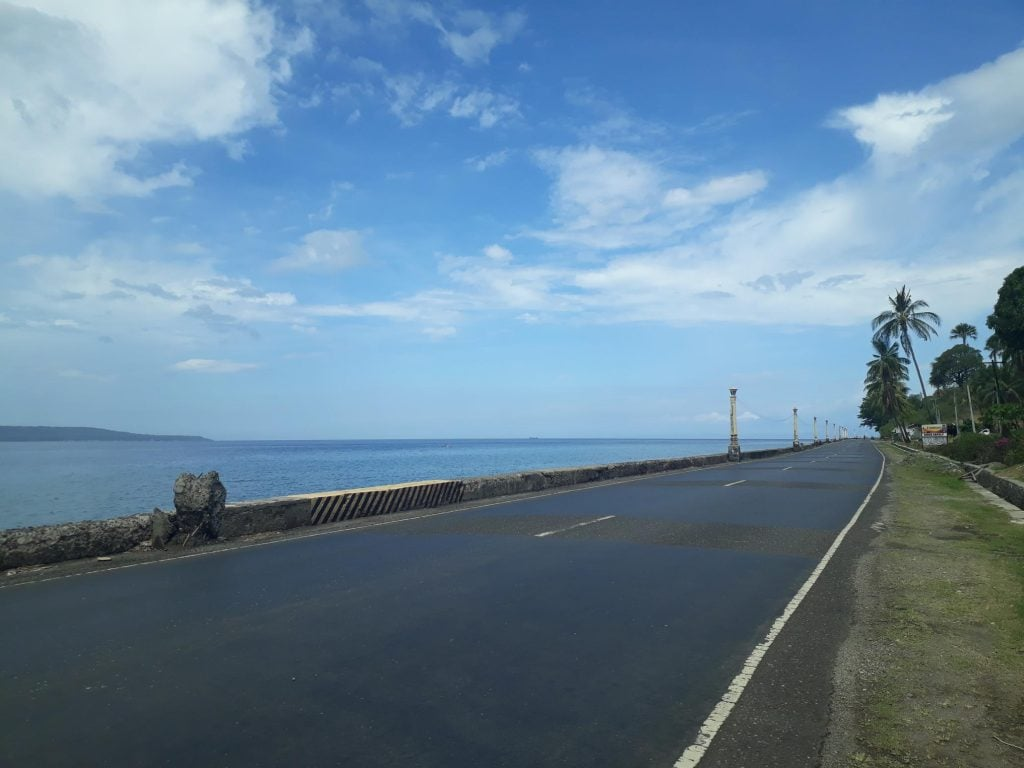 backpacking in dumaguete