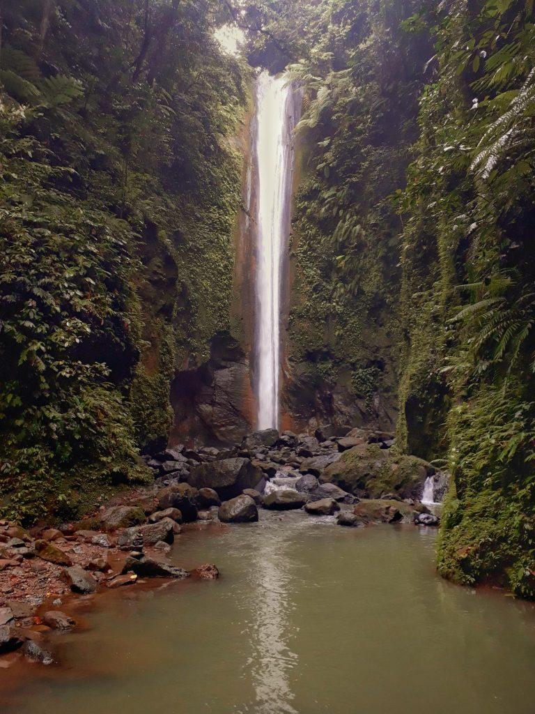 Casaroro waterfall dumaguete