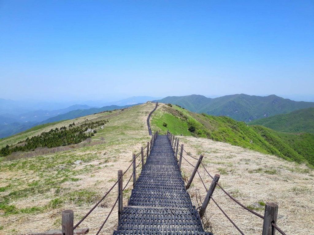 Sobaeksan trail