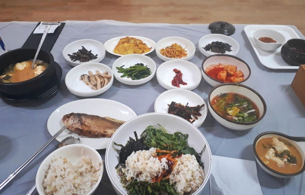 Delicious Korean Food