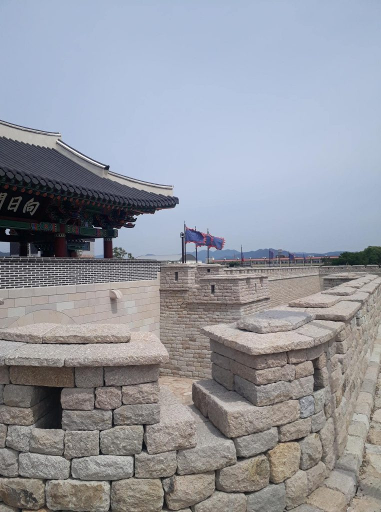 Solo backpacking in Gyeongju