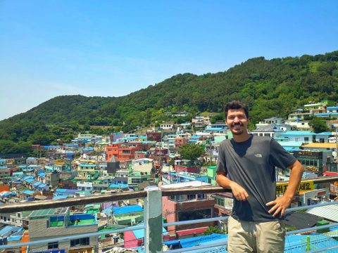 Backpacking in Busan
