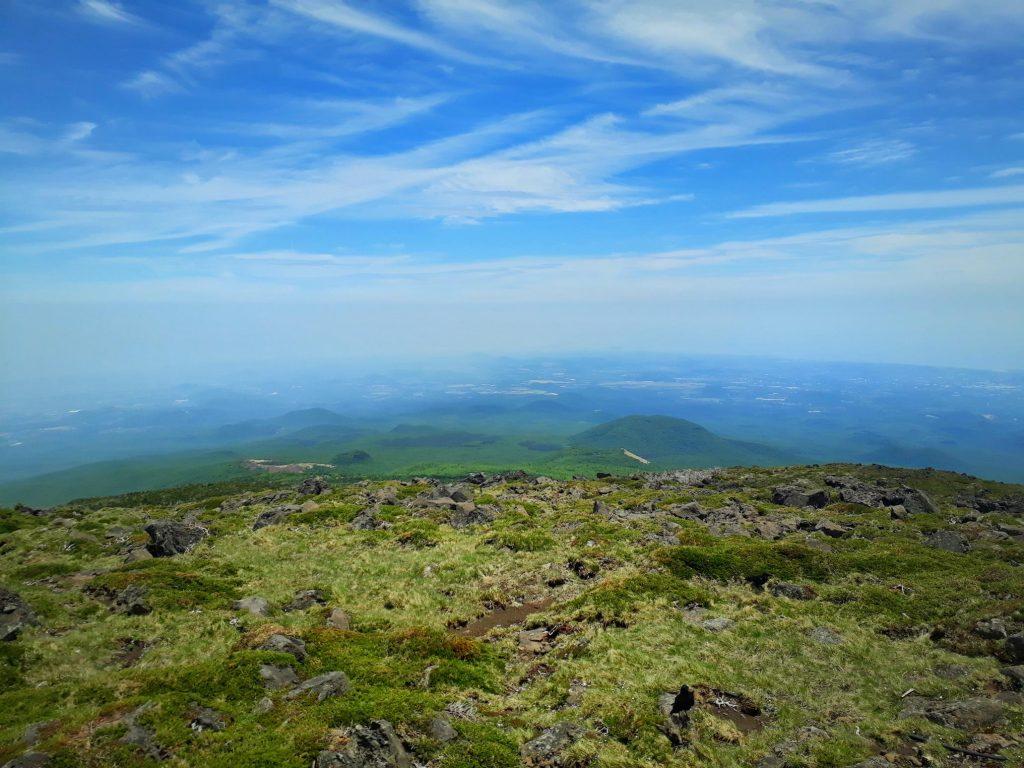 Hiking Hallasan Korea