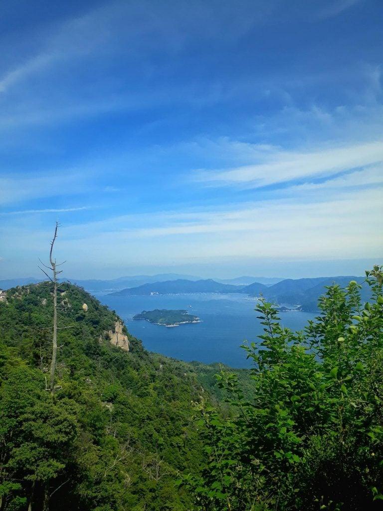 Hike viewpoint