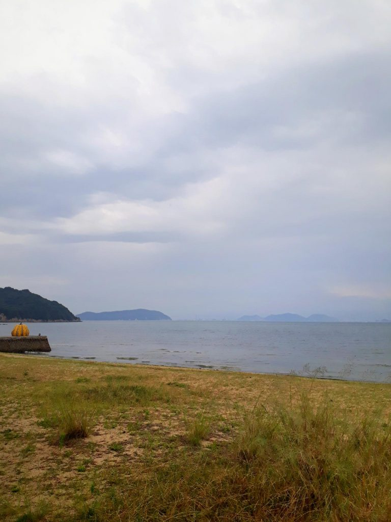 Backpacking in Naoshima