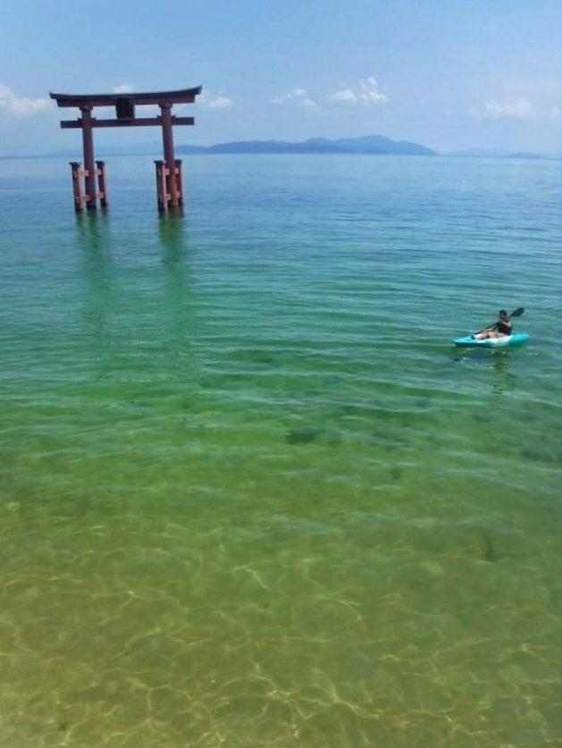 Beautiful Kayak Tour