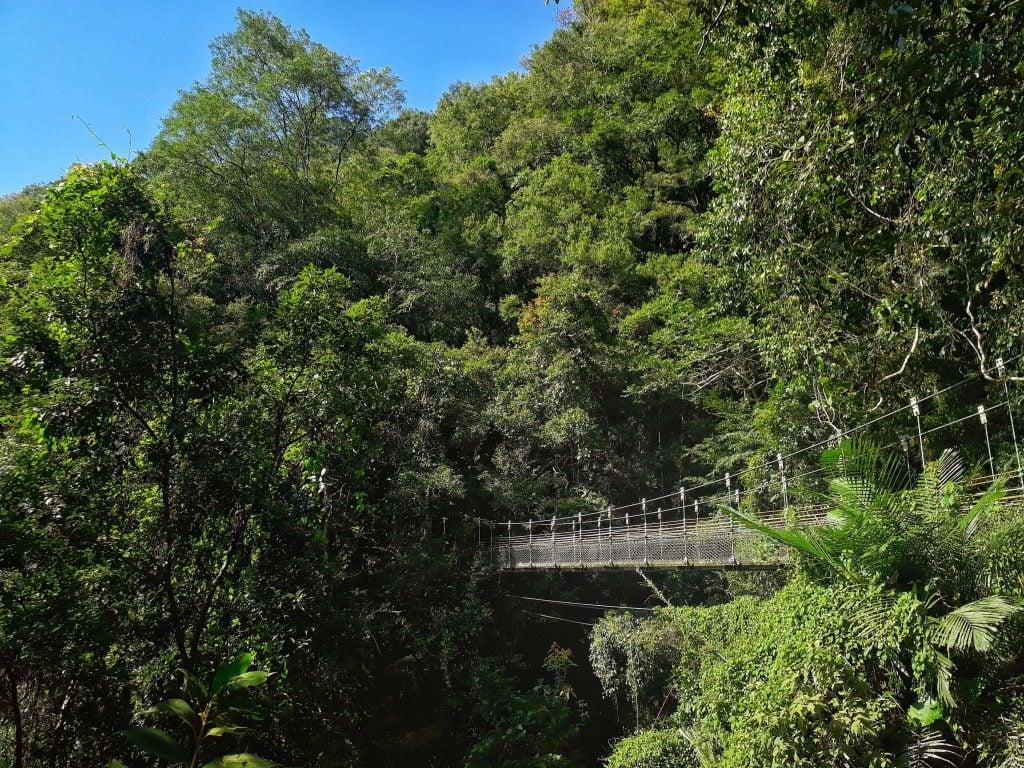 Hiking the Lushui-Wenshan Trail