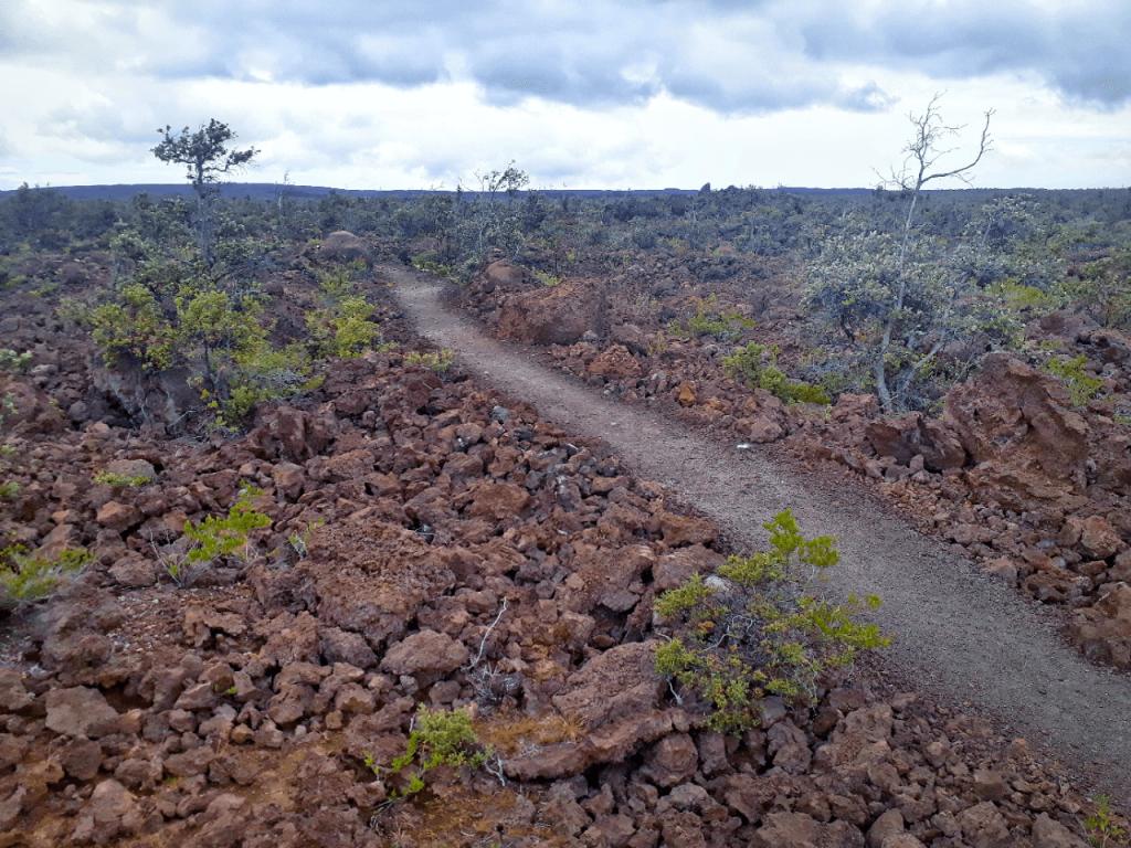 ka'u desert trail