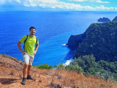 hawaii hiking