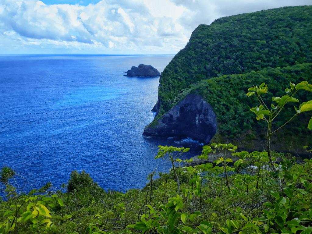 Honokāne Iki valley