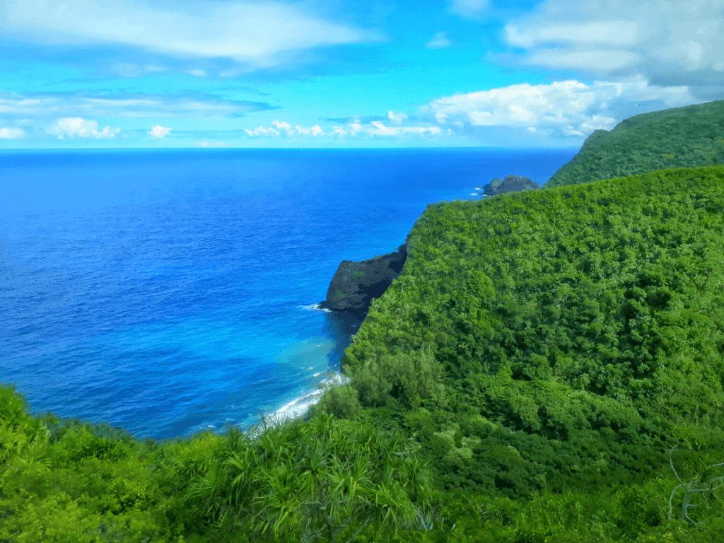 Honokāne Nui valley