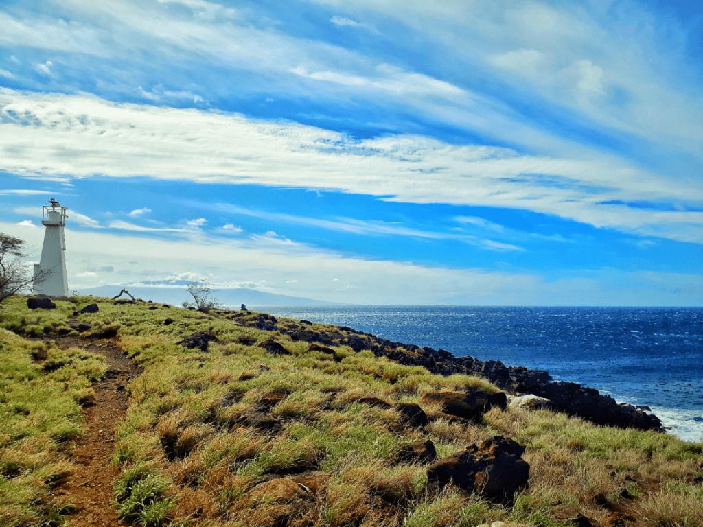 Mahukona lighthouse hike