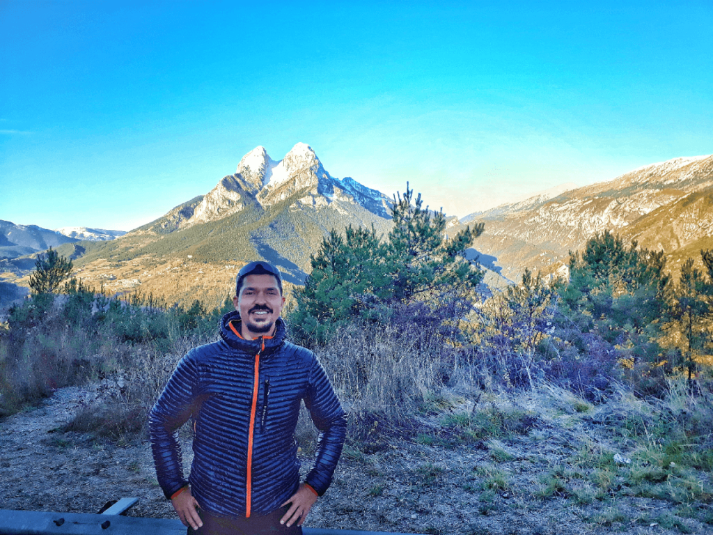 pedraforca hiking