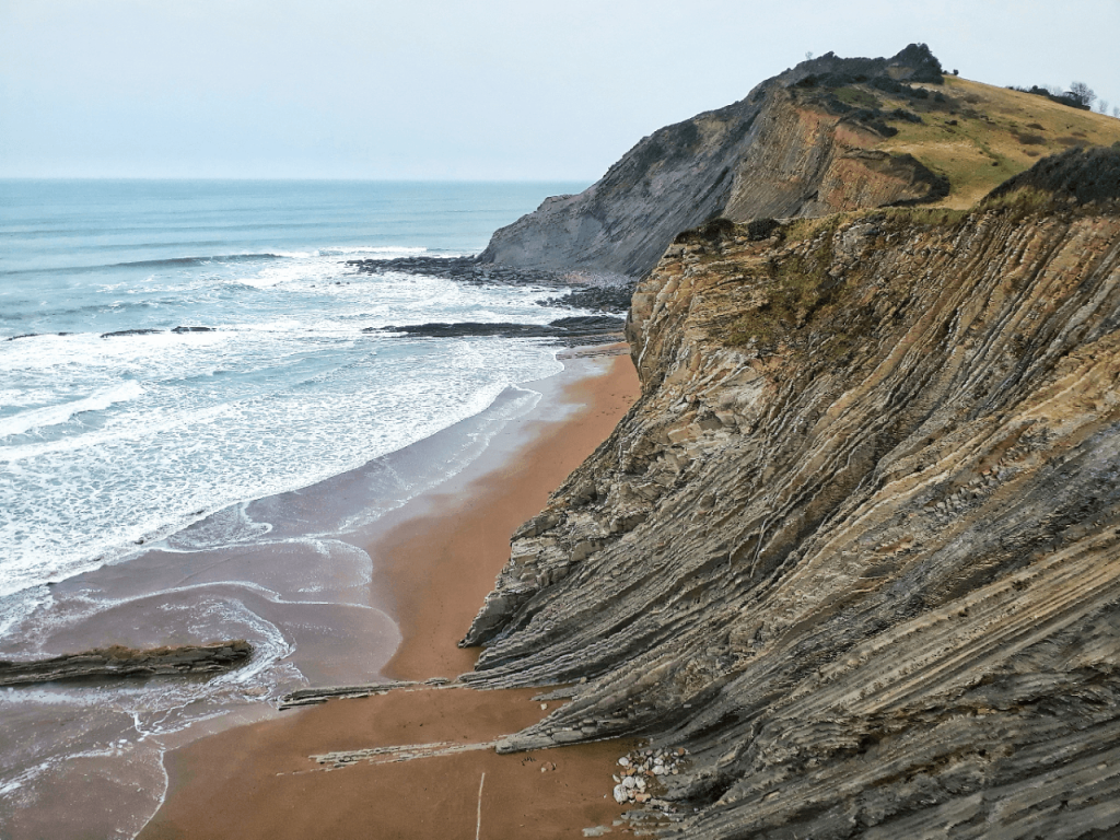 zumaia beach dragonstone