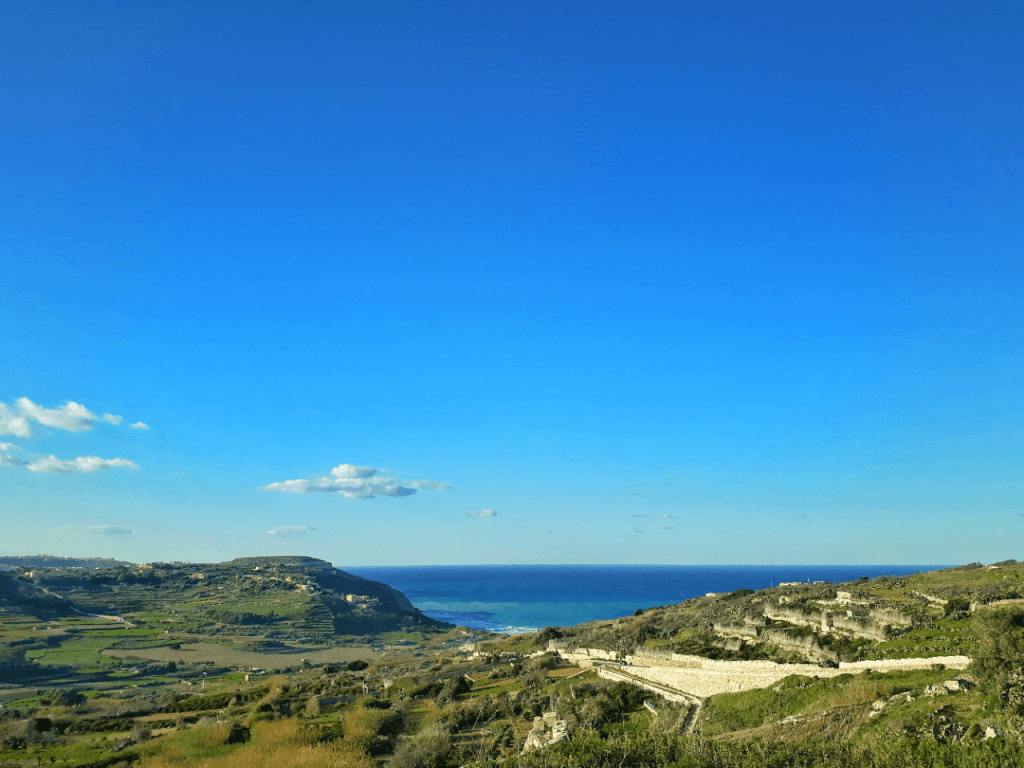 gozo views