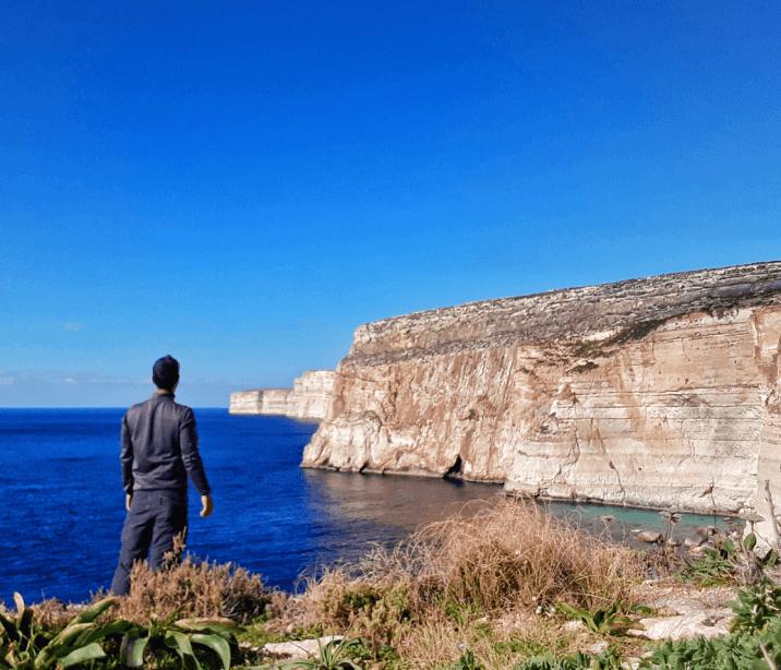 ta cenc cliff hike