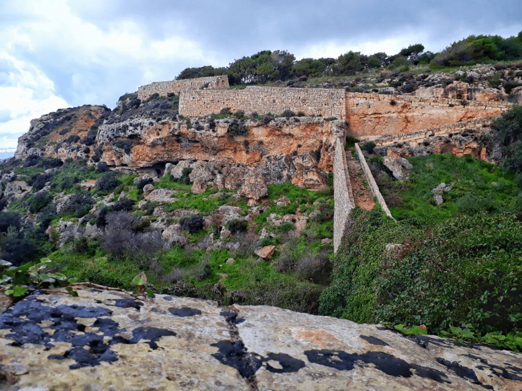 victoria lines in malta