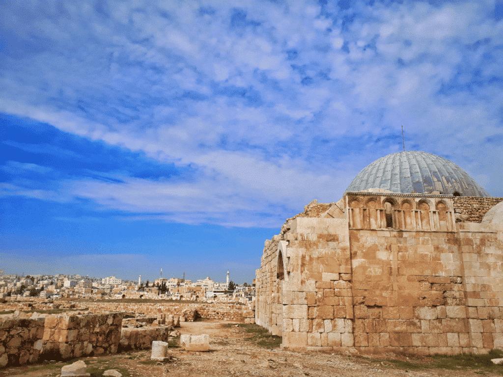 citadel amman