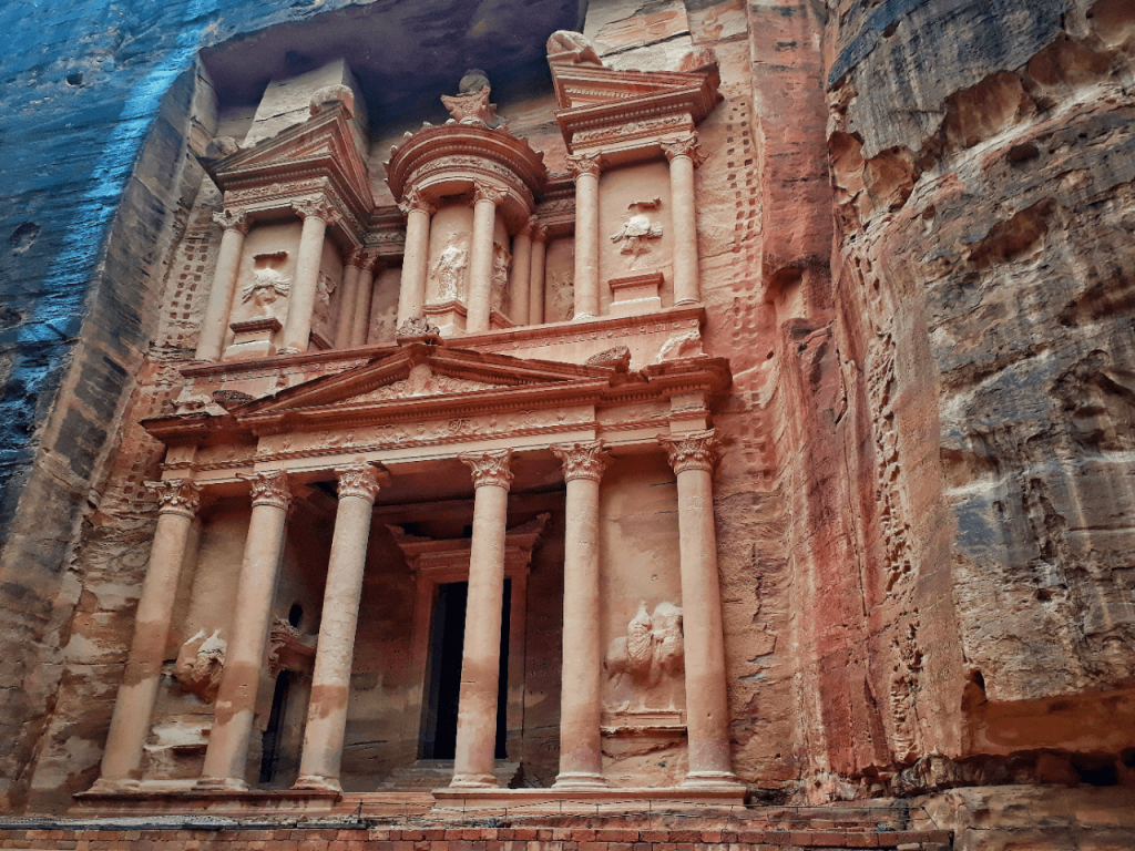 Petra new wonder of the world