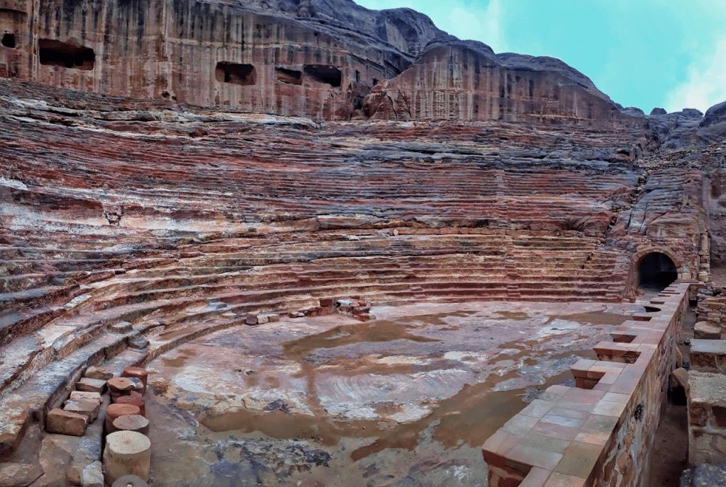 Petra theatre