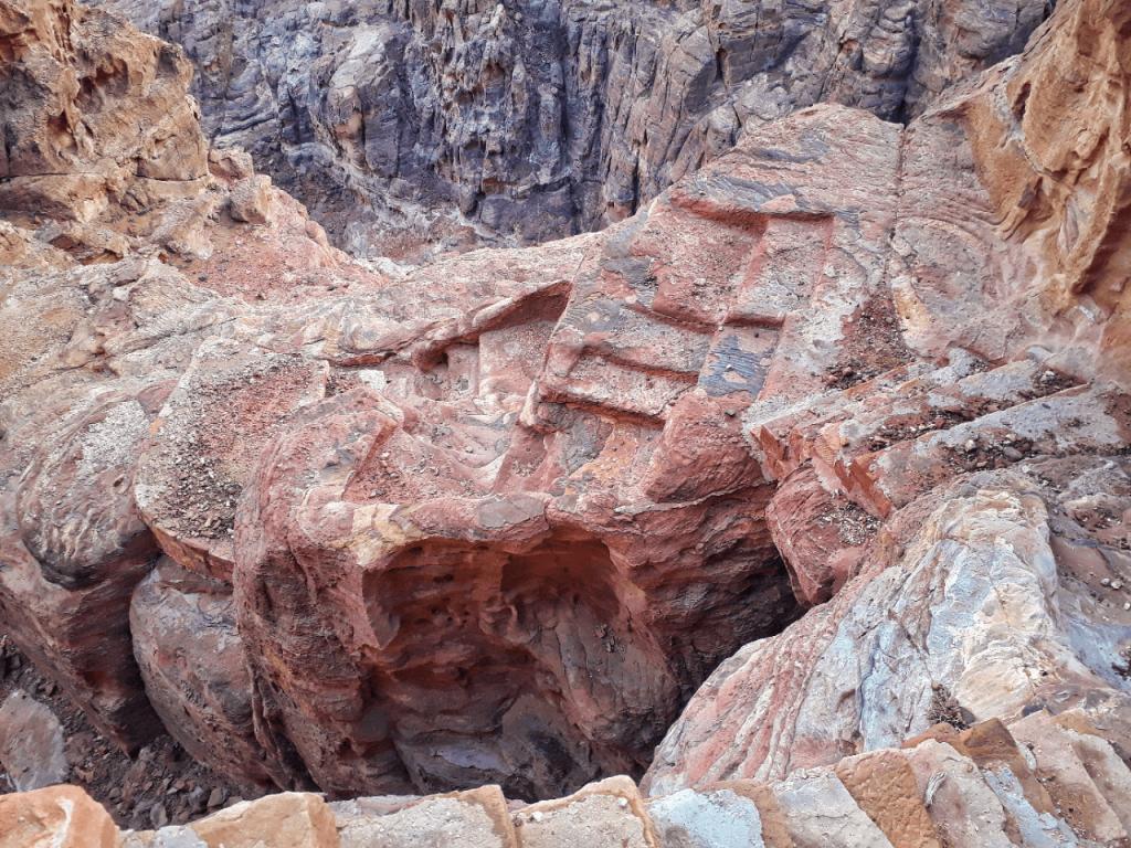 nabatean steps