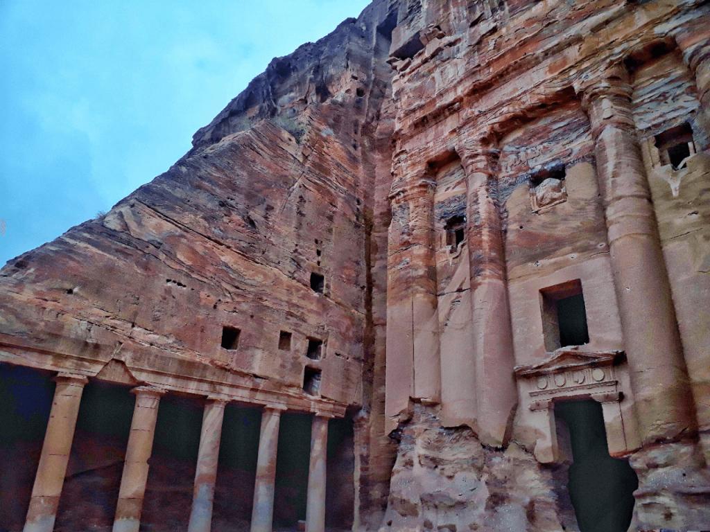 petra mausoleum