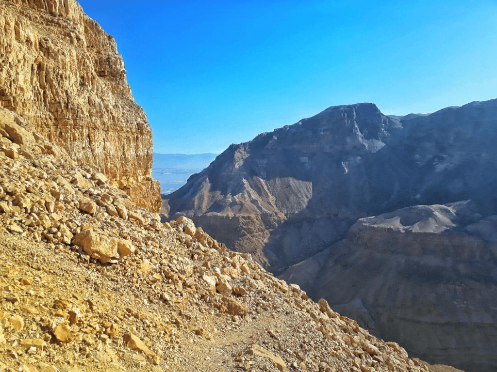 bene hamoshavim trail