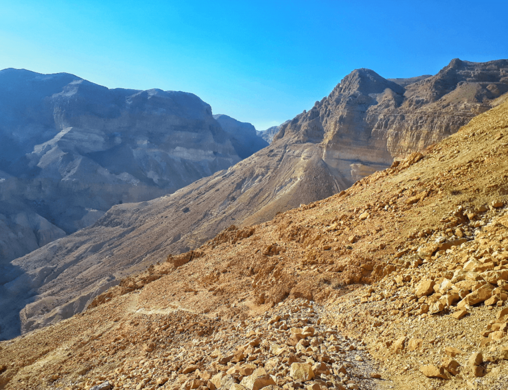 israel mountains