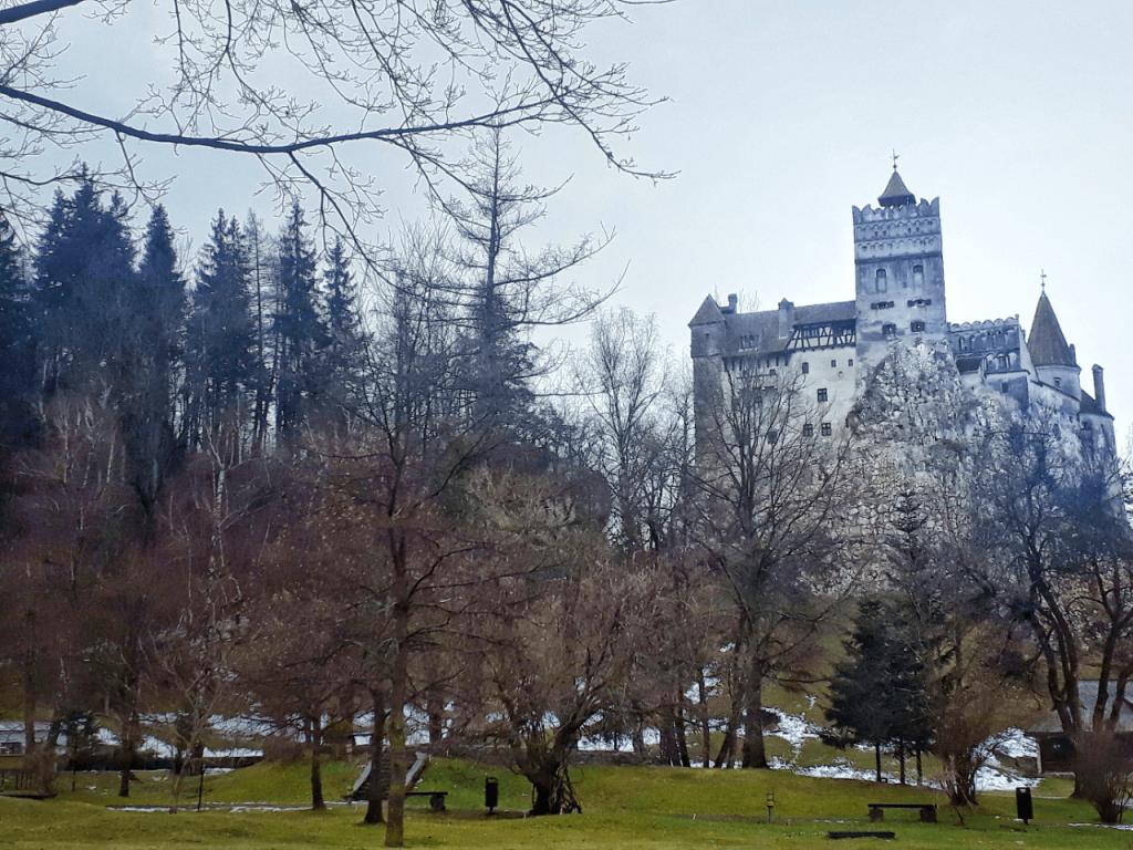dracula's castle romania