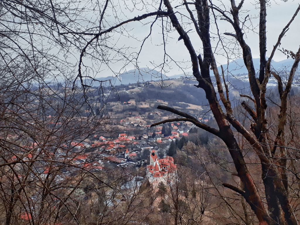 hiking near dracula castle