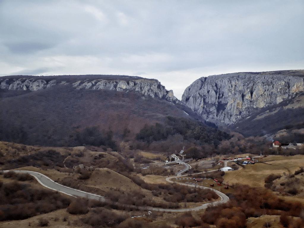 Turda Gorge hike