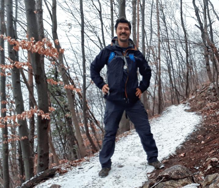 hiking in brasov